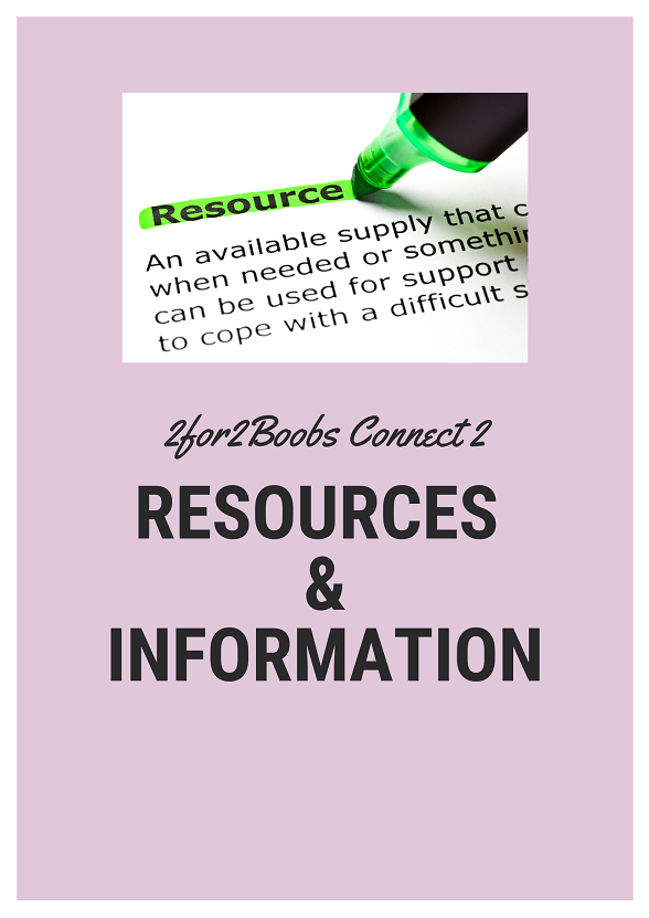 Resources and info